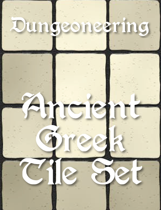 Dungeoneering - Terrain and Map Sets for Your RPGs and Wargames